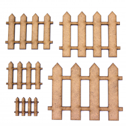 Fence Craft Shape