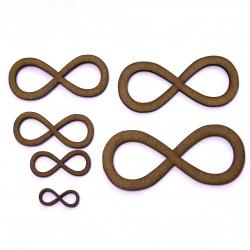 Infinity Symbol Craft Shape