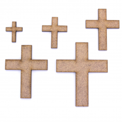 Cross Craft Shape