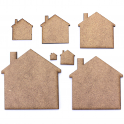 House Craft Shape