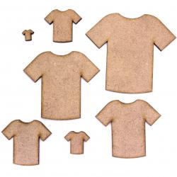 T Shirt Craft Shape