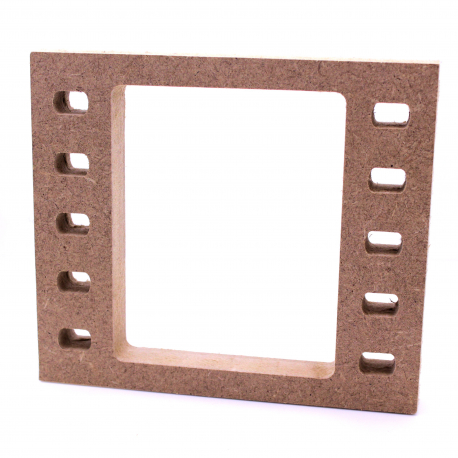 Free Standing Film Cell Shape