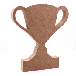 Free Standing Trophy Shape
